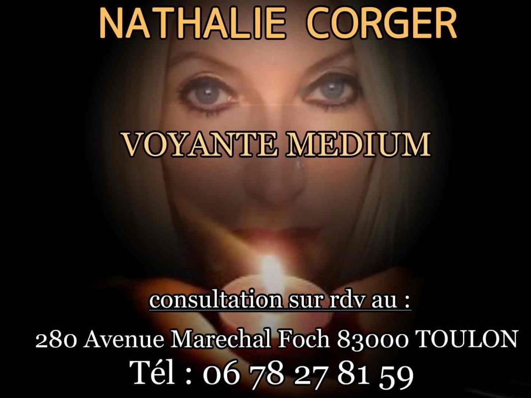 NATHALIE CORGER VOYANTE