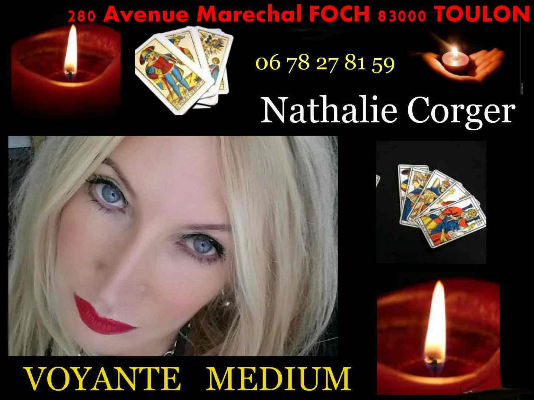 VOYANTE MEDIUM NATHALIE CORGER