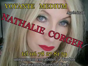 la voyance sur Toulon  avec Nathalie Corger médium